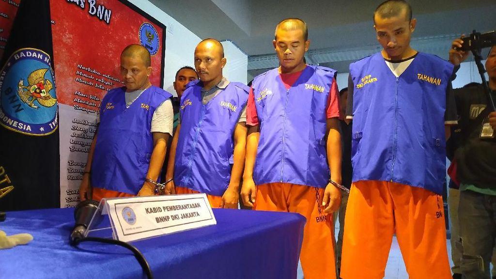 BNNP DKI Ungkap Modus Penyelundupan 1 Kg Sabu dengan Bus AKAP