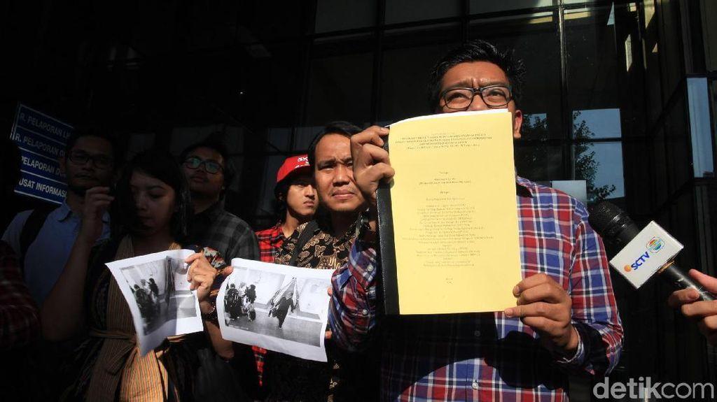 ICW Laporkan Yasonna ke KPK, Diduga Rintangi Pencarian Harun Masiku