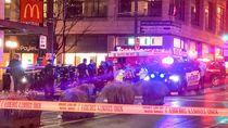 1 Orang Tewas dan 5 Luka dalam Penembakan Brutal di Washington, Pelaku Kabur