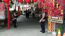 728 Personel Gabungan Siaga Amankan Perayaan Imlek di Kota Medan