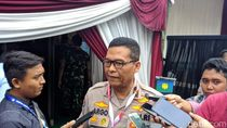 Lutfi Pembawa Bendera Ngaku Disetrum, Polri: Laporkan Setelah Sidang Selesai