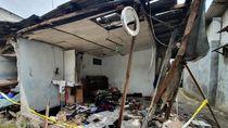 Cerita Warga Saat Kompor Gas Meledak Lukai Seorang Pria di Bekasi: Kayak Bom