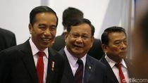 Jokowi Sebut Prabowo Detail soal Anggaran Rp 127 T: Saya Merasa Aman