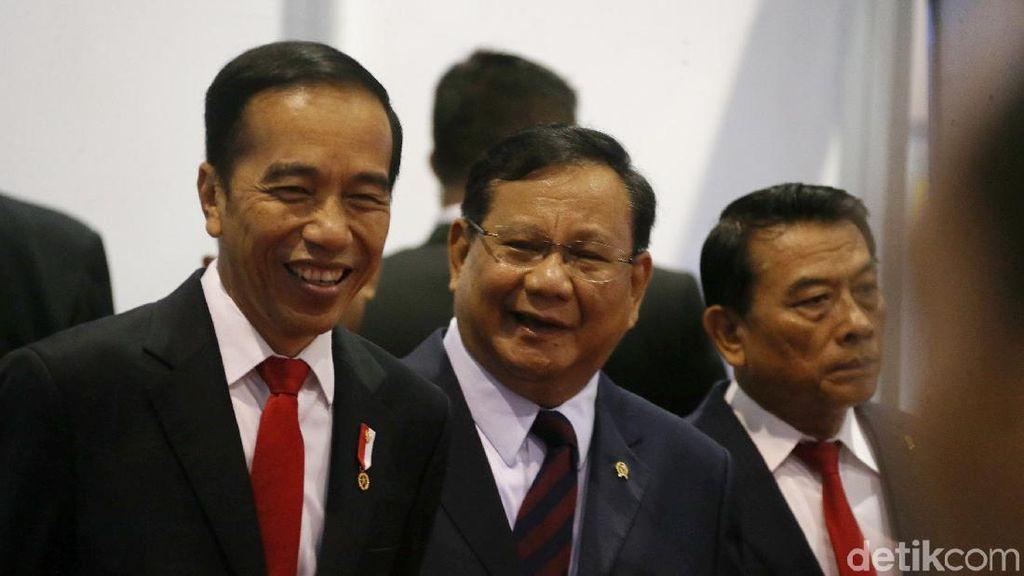 Prabowo Dapat Anggaran Rp 127 T, Jokowi: Hati-Hati Penggunaan Ini