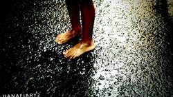 Jejak hujan