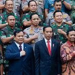 Jokowi Wanti-wanti Prabowo Jangan Mark Up Anggaran