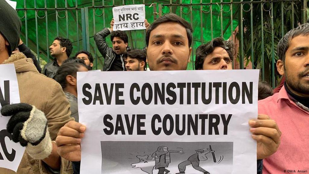MA India Tolak Tangguhkan UU Kewarganegaraan yang Mendiskriminasi Muslim