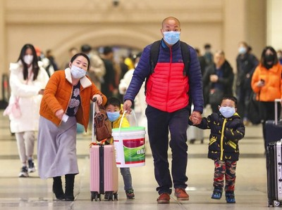 Virus Corona Bikin Kota di China Ini Ditutup!