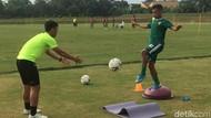 Lanjutan TC Persebaya Surabaya, Irfan Jaya Latihan Terpisah