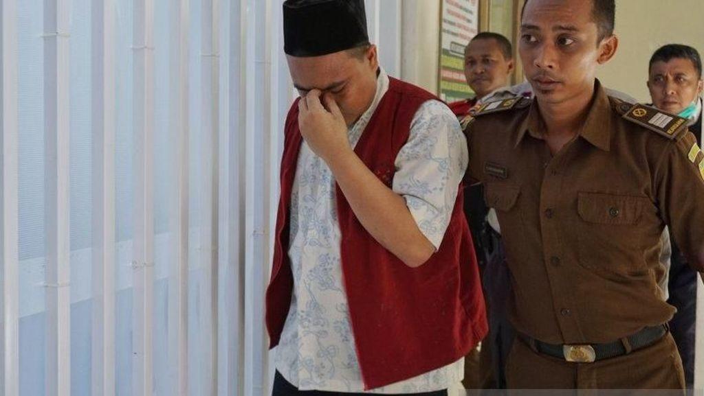 Rampok dan Habisi Nyawa Ibu Angkat, Suparman Dihukum 20 Tahun Penjara