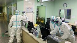 Bak Kota Mati di China Gegara Virus Corona