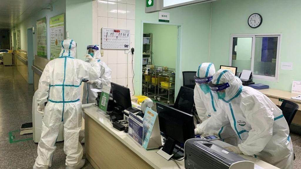 China Tutup 2 Kota Untuk Kendalikan Wabah Virus Corona