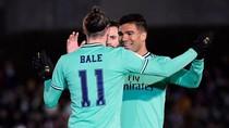 Gareth Bale Akhirnya Cetak Gol, lalu Cedera