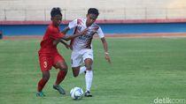Timnas Indonesia U-16 Menang 5-1 Atas PSBK Blitar U-17 di Laga Uji Coba