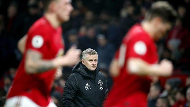 Mulut Manis Solskjaer dalam Keterpurukan MU di Liga Inggris
