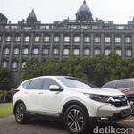 Honda Belum Ingin Kenalkan CR-V Diesel dan AWD