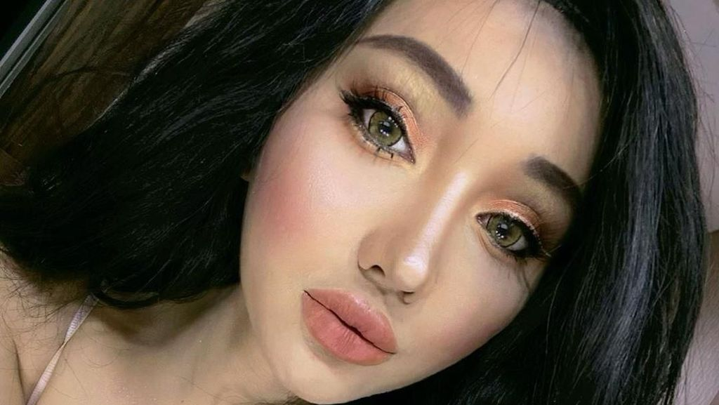 Lucinta Luna Sebut Bibirnya Bak Kylie Jenner, Ini Perbandingan Bibir Mereka