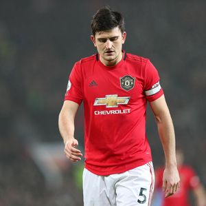 Man United Vs Burnley: Penampilan Harry Maguire Dikecam