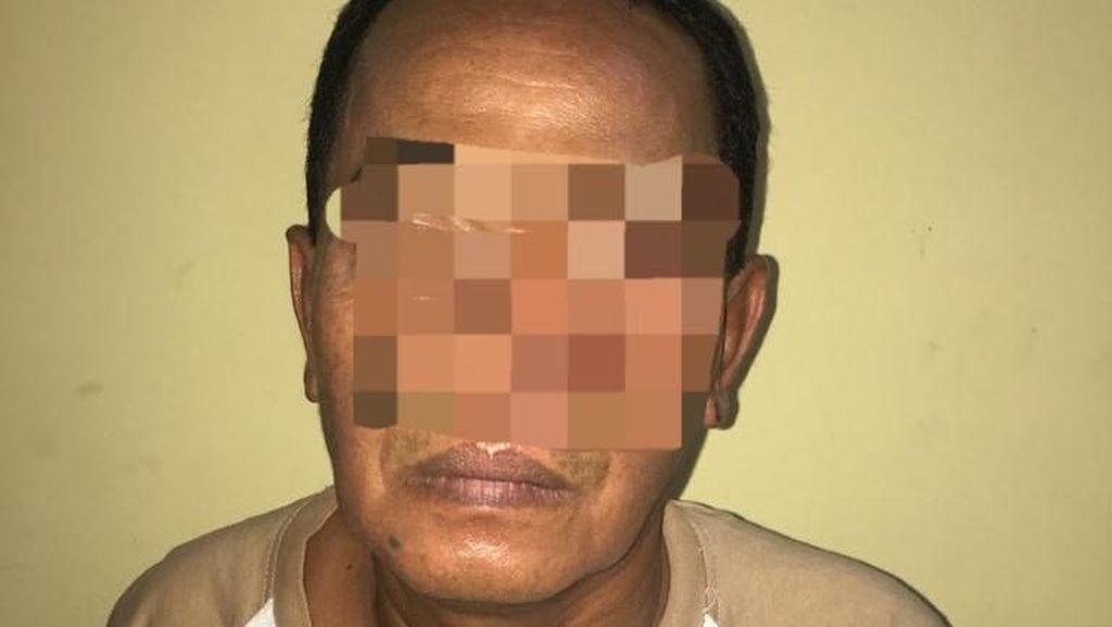 Pria Ngaku Ulama dan Bisa Ambil Harta Karun Juga Cabuli Janda dan 3 Anak