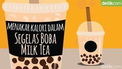 Butuh Aerobik Berapa Menit untuk Bakar Kalori Segelas Bubble Tea?