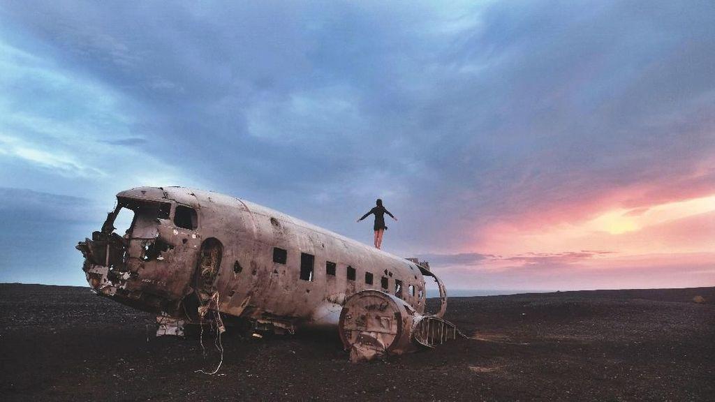Restoran Akan Pakai Bangkai Pesawat dengan Banyak Korban Ini Dikritik Pedas