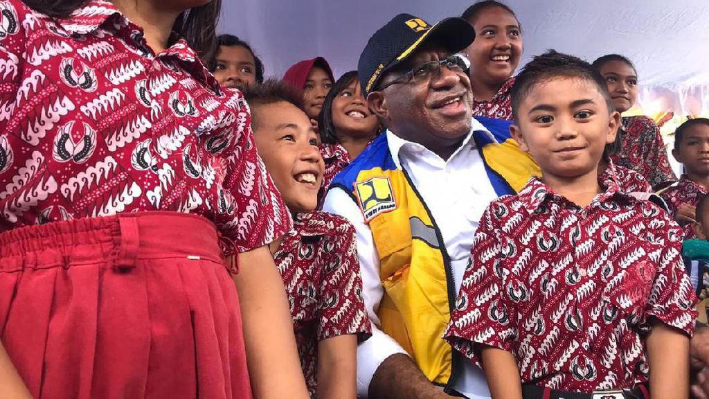 Percantik Sekolah di Perbatasan, Pemerintah Gelontorkan Rp 15 Miliar