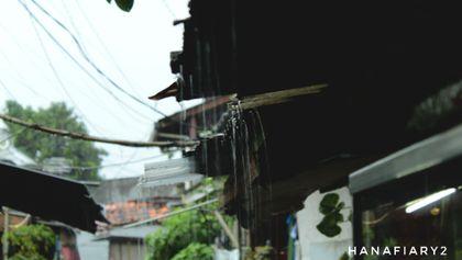 Hujan di Sabtu Pagi