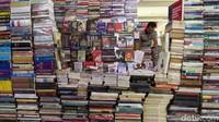Mantap! Impor Buku Sekarang Bebas Pajak