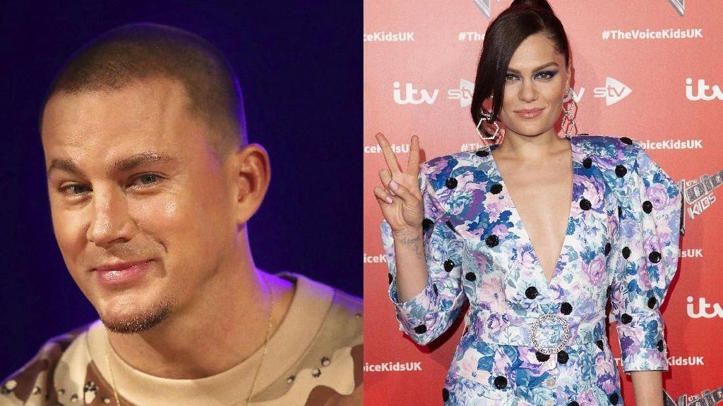 Putus Akhir Tahun Lalu, Channing Tatum dan Jessie J Balikan