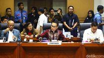 Ketua Komisi III: RUU Pemasyarakatan Akan Diselesaikan Secepatnya