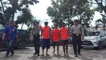 Puluhan Kali Curi Sapi Peternak, 3 Pria di Banyuasin Ditangkap Polisi