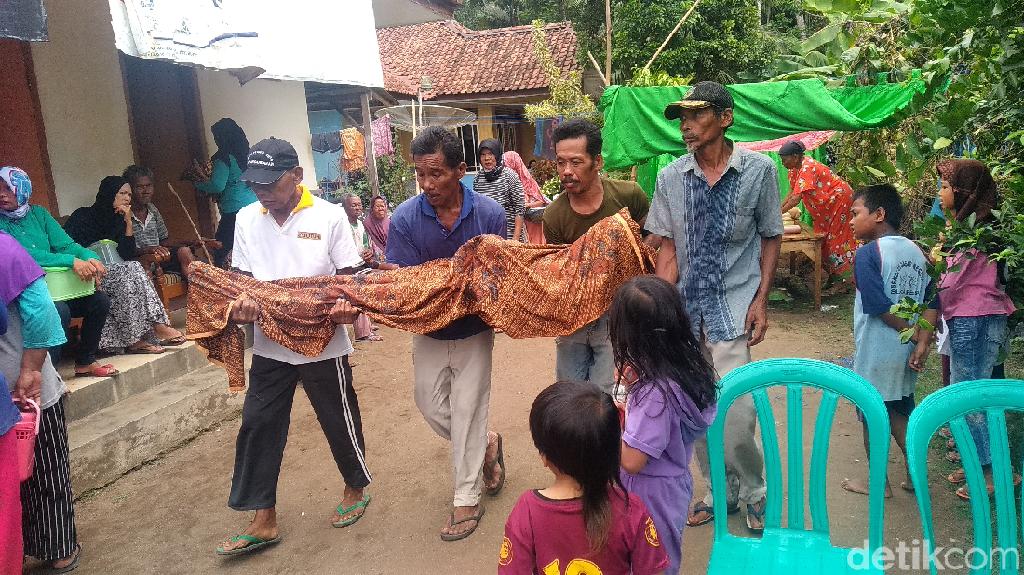 Nelayan Jodang Tewas Tenggelam di Muara Karangtirta Pangandaran