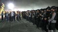Polisi Amankan Area Bentrok Dua Kelompok Massa di Sukabumi