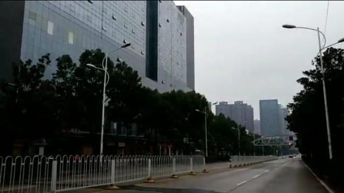 Wni Cerita Sepinya Kota Wuhan Di China Yang Diisolasi Karena Virus