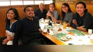 Serunya Momen Kulineran Soraya Haque Bersama Suami dan Keluarga