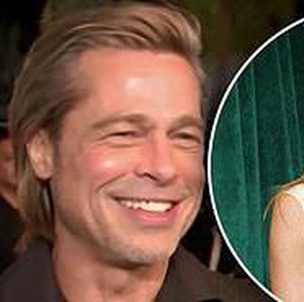 Terkuak! Usai Cerai dari Jolie, Brad Pitt Minta Maaf pada Jennifer Aniston