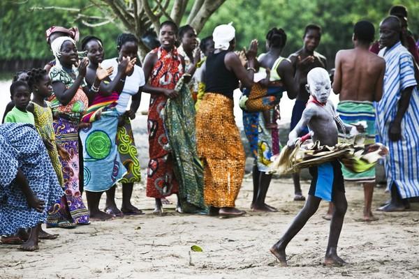 Benin merupakan salah satu negara yang berada di Afrika Barat. Benin merupakan tempat lahirnya Voodoo dan juga rumah bagi Kerajaan Dahomey pada tahun 1600-1900. (iStock)