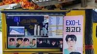 Wow! 5 Idol Kpop Ini Punya Food Truck Gratis untuk Penggemar