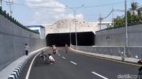 Underpass Terpanjang di Indonesia Resmi Dibuka