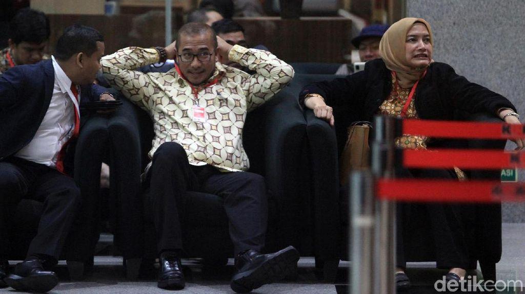 Dua Komisioner KPU Diperiksa KPK Soal Kasus Wahyu Setiawan