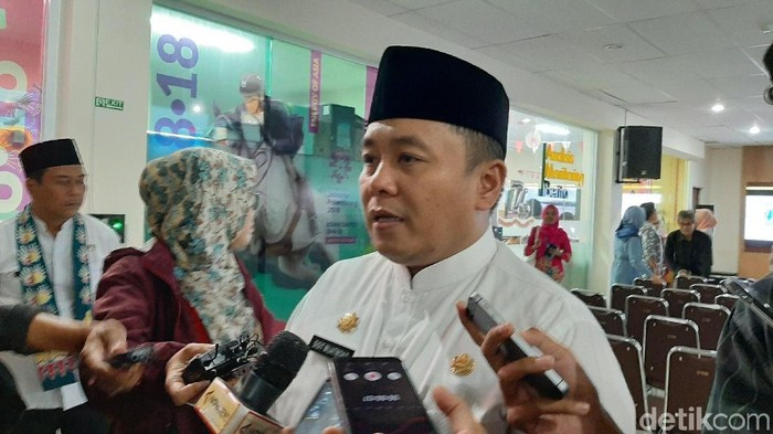 Wali Kota Jakarta Utara Sigit Wijatmoko (Lisye Sri Rahayu/detikcom)