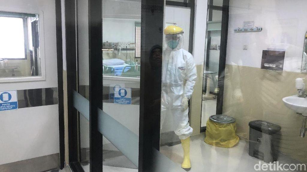 RSHS Bandung Kembali Tangani Pasien Diduga Gejala Virus Corona