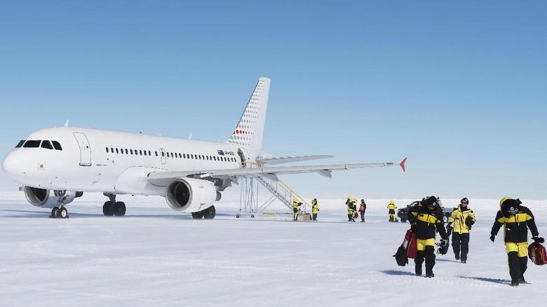 Lowongan Kerja di Antartika