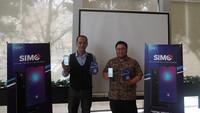Luna Simo Dirilis, Bisa Internetan Tanpa Kartu SIM dan WiFi