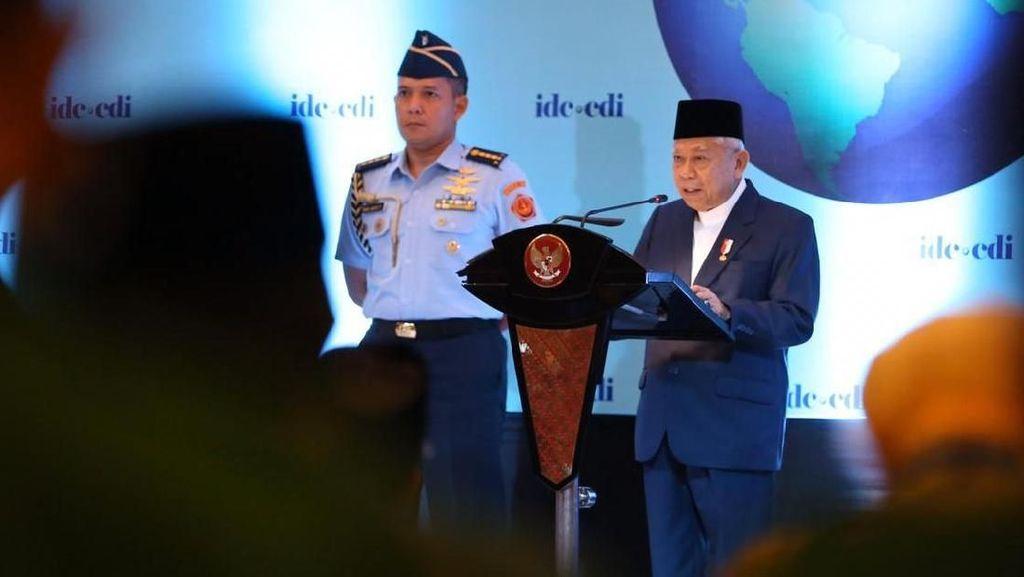 Wapres Maruf Amin Hadiri Forum Pertemuan Partai Seluruh Dunia