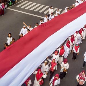 Bendera Merah Putih: Sejarah hingga Artinya untuk Bangsa Indonesia