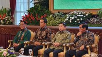 Canangkan Sensus Penduduk 2020, Jokowi: Data Adalah New Oil