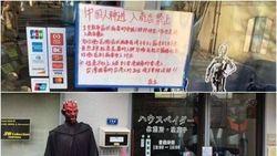 Virus Corona Mewabah, Toko di Jepang Larang Turis China Masuk