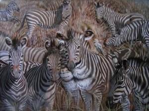 Tes Psikologi: Hewan Apa yang Pertamakali Kamu Lihat di Gambar Ini?
