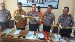 Ngamuk dan Ancam Pegawai Hotel, Musisi di Kalteng Ditangkap Polisi